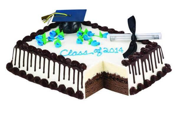 baskin robbins cakes