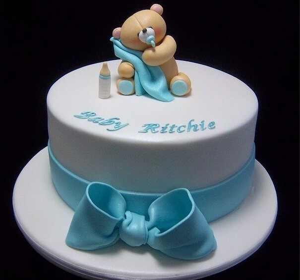 Safeway Cakes Baby Shower Cake Gender Reveal For Boy