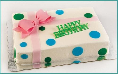 Food Lion cakes birthday cake