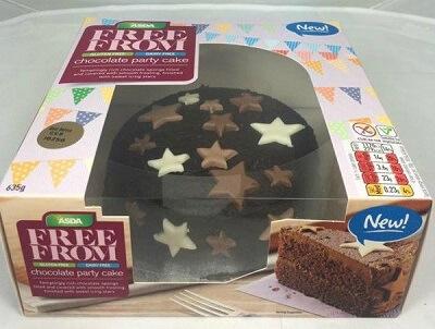 ASDA cakes