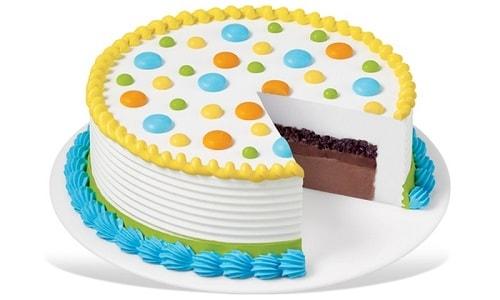 Dairy Queen cakes
