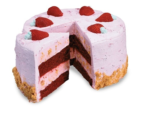 Cold Stone cakes