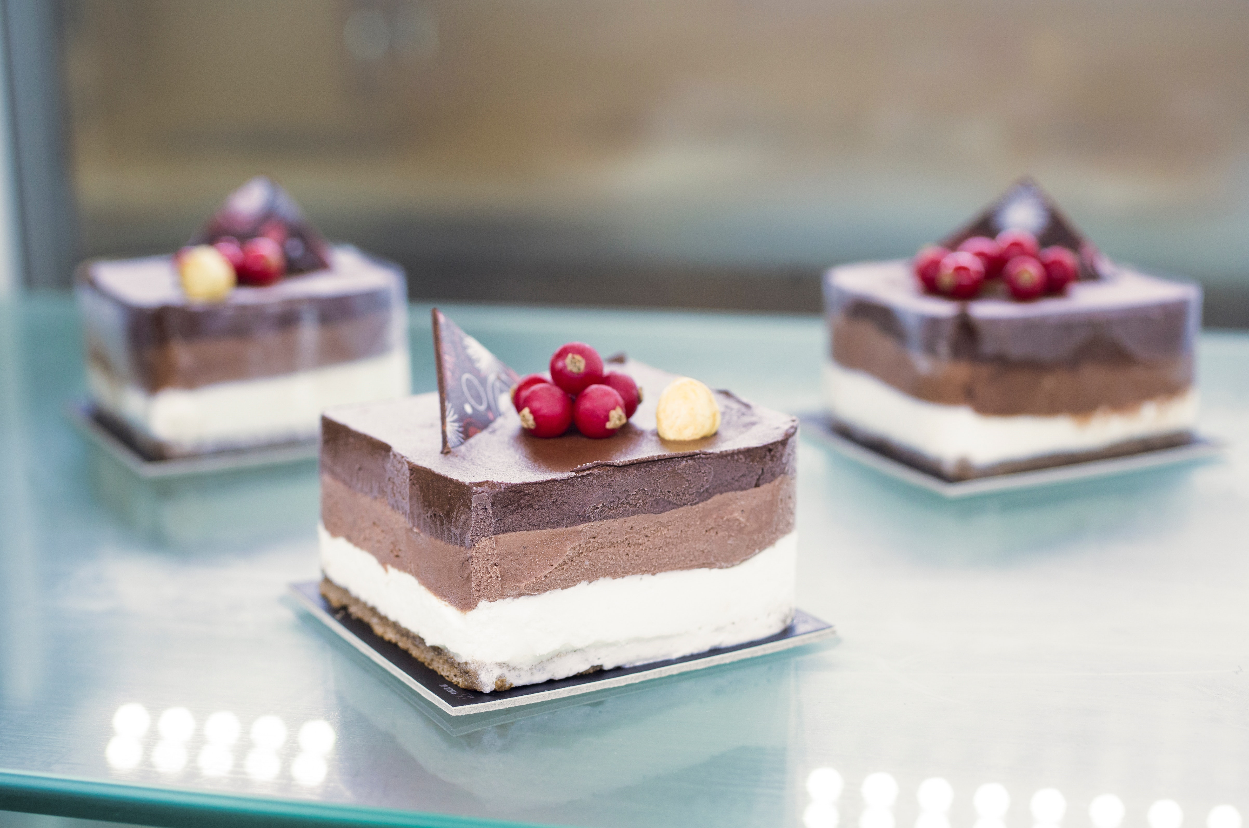 tatte bakery - mousse cakes