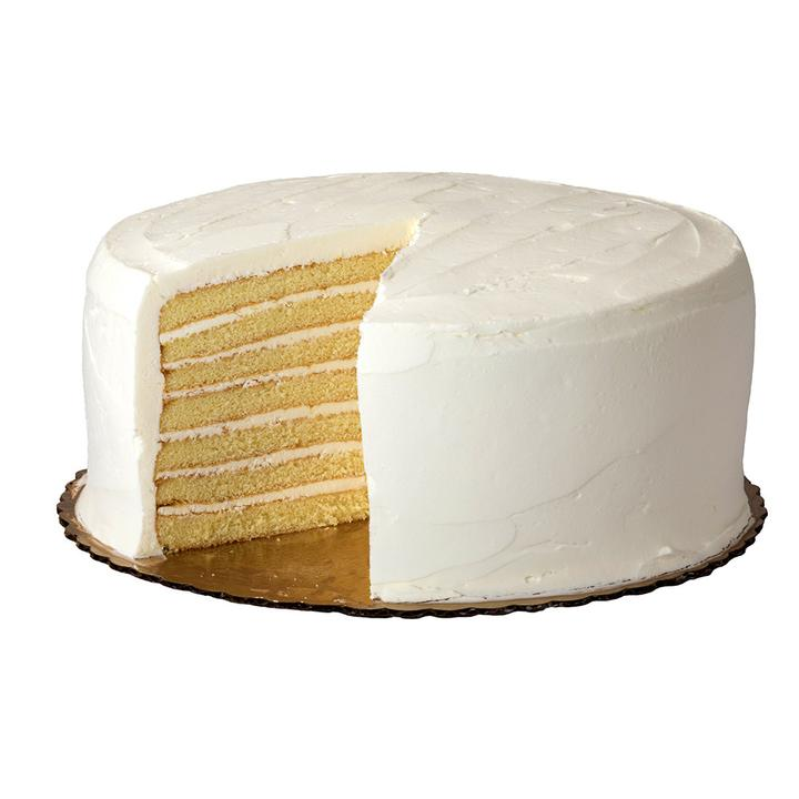 carolines cakes - 7 layer lemon cake by caroline's cake