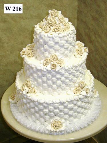 Buttercream & Whipped Cream Cakes