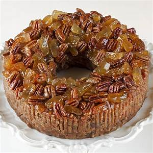 Texan Pecan Cakes