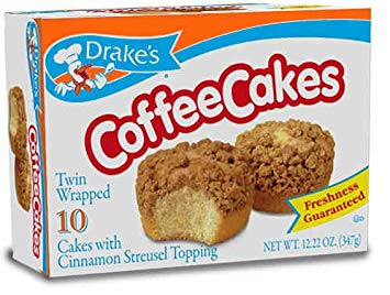 drakes cake coffee cake