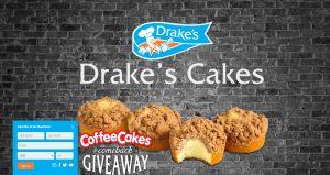 drake's cake frontpage website