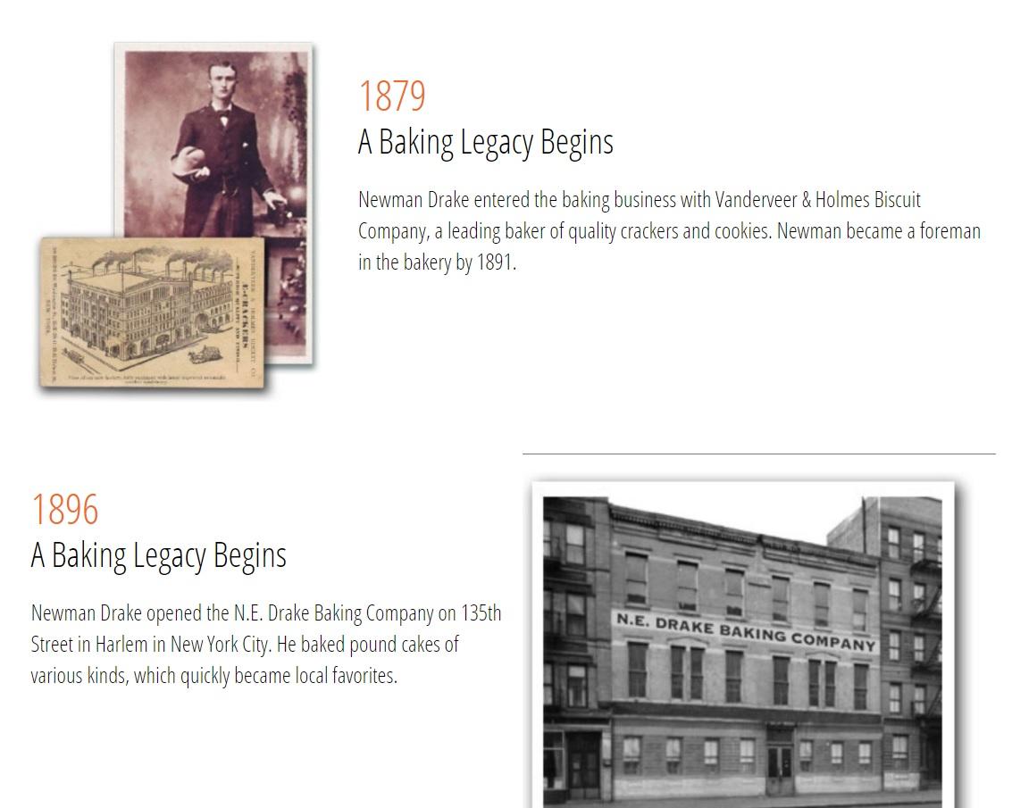 drake's cake history