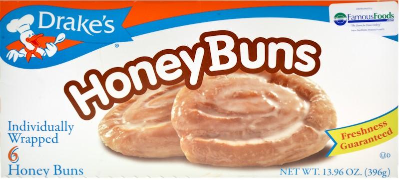 drake's honey buns