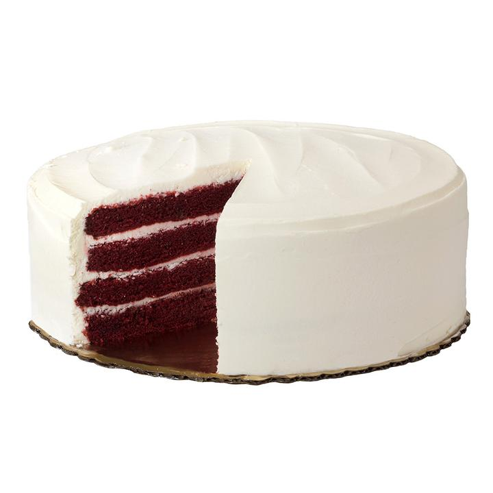 carolines cakes - red velvet traditional cake from caroline's cakes