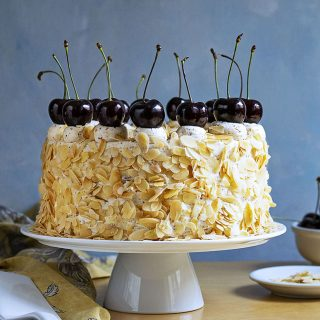 dominique ansel bakery - roasted-almond-white-chocolate-mousse-cake-nougat-torte-featured-320x320