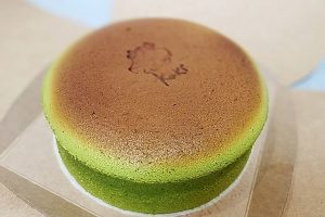 Keki Modern Cake's fancy green tea