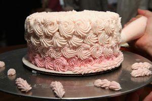Hy-Vee cakes