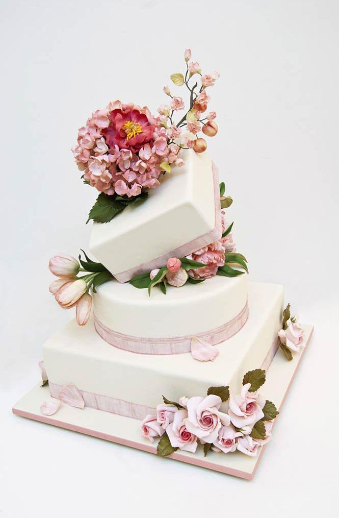 Wedding cake by Ron Ben Israel
