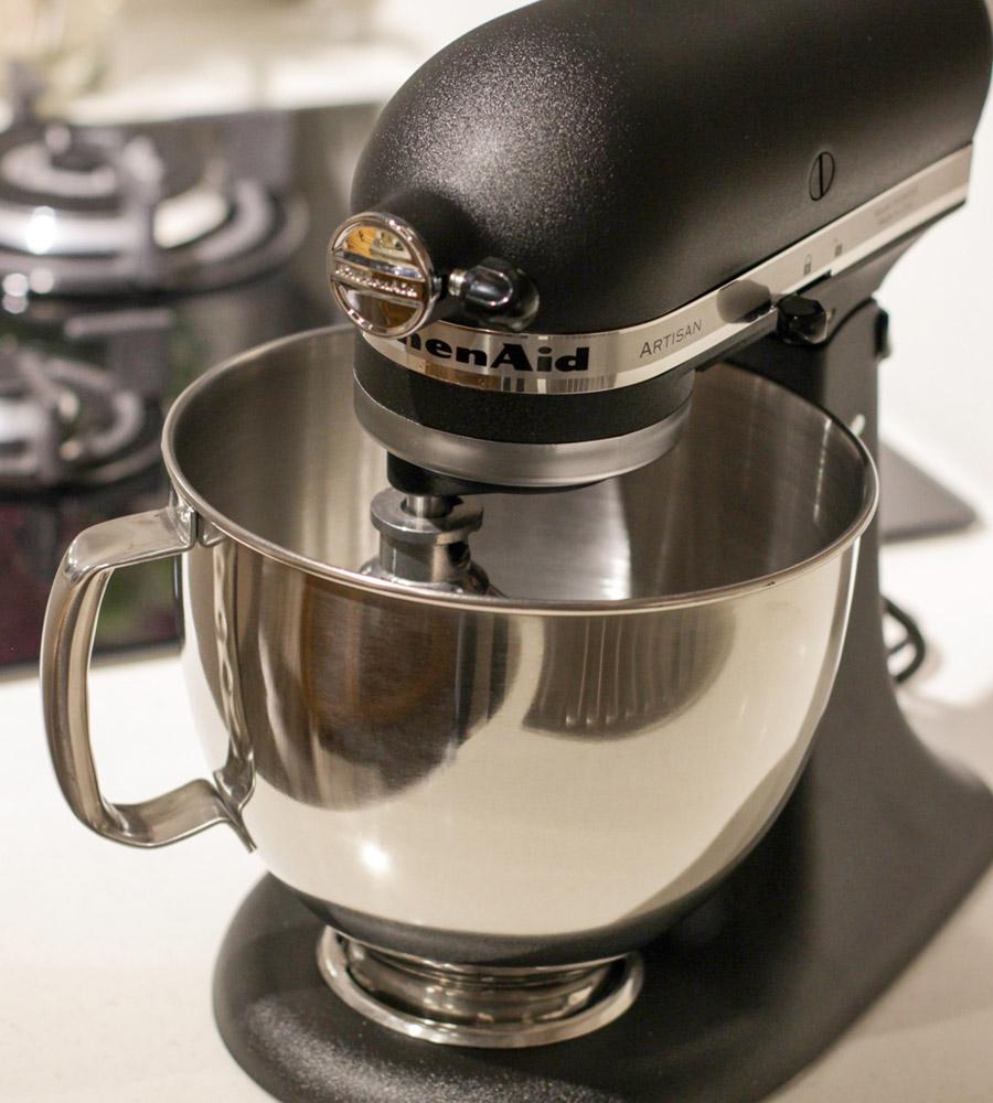 Kitchenaid Black appliance