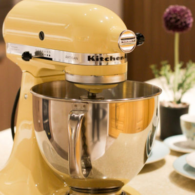 KitchenAid Artisan Mixer Review: A Powerful Motor And A Sleek Design